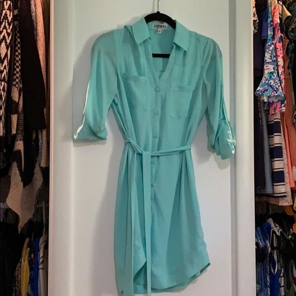 Express Dresses & Skirts - Portofino Shirtdress